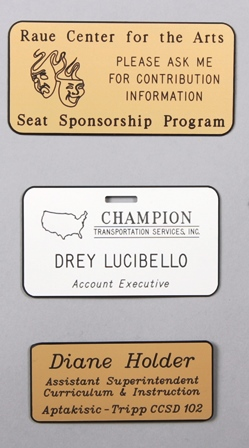 name badges group