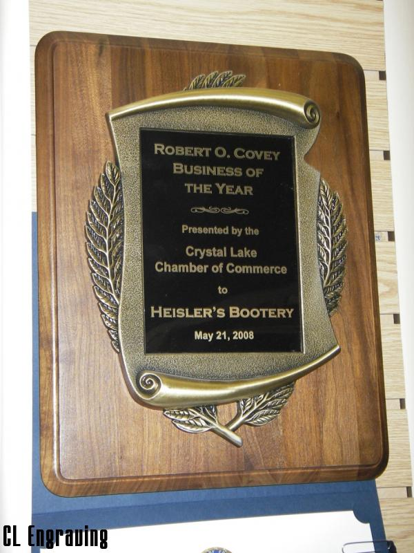 covey award